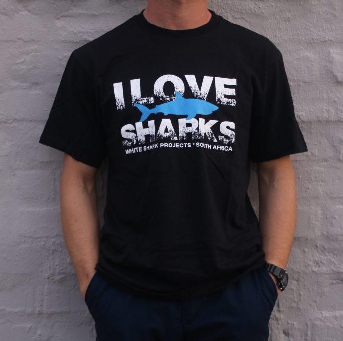 I Love Sharks T'shirt