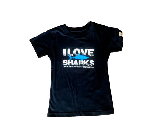 Kiddie's I love Sharks